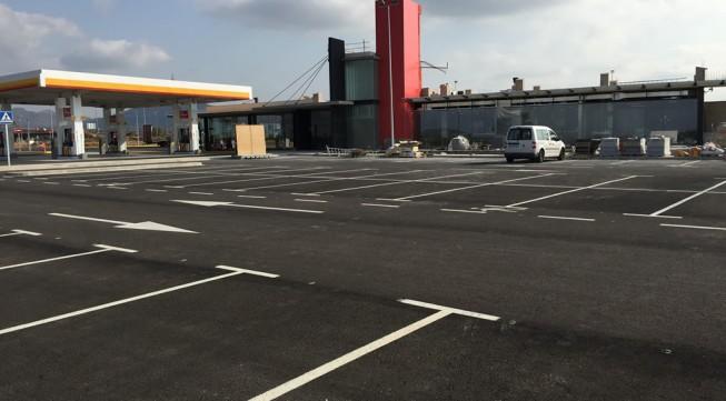 Proyectos de Construcción Gasolinera El Puig