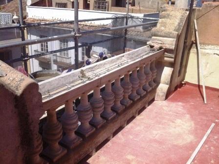 Balaustres Rinconada