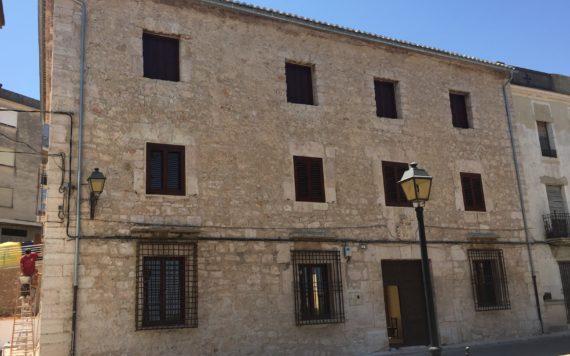 Rehabilitación integral de edificios Puntal Técnico. Manuel, Valencia
