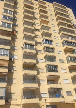 Rehbilitación fachadas edificios Valencia Puntal Tecnico