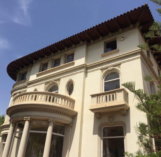 HOTEL SOUNIQUE: Restauración de edificio de 1917 a establecimiento hotelero siguiendo los requisitos para hotel de 5 estrellas. Avenida del Tibidabo 32, Barcelona