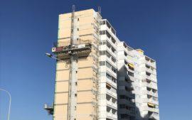 Restauración de edificios Puntal Tecnico Valencia