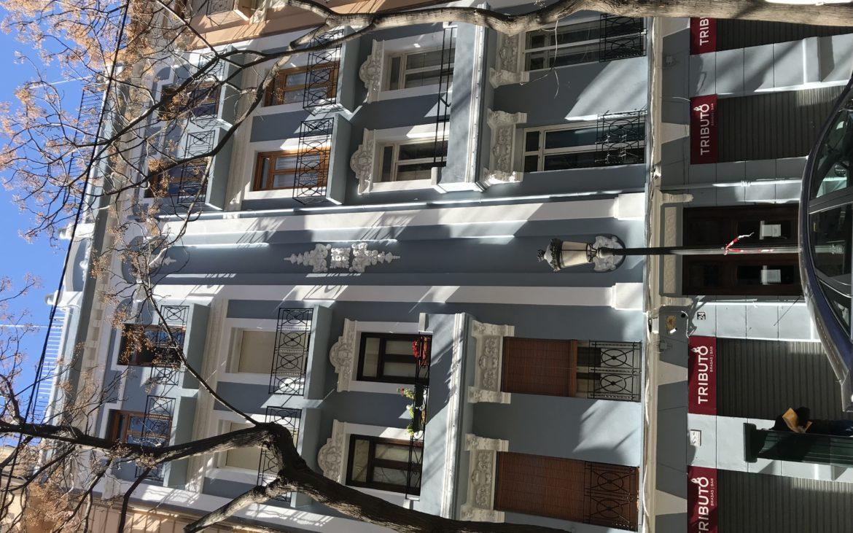 Rehabilitación de edificios. Rehabilitación de fachadas Puntal Tecnico Valencia