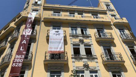 Rehabilitación integral de edificios Valencia