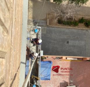 restauracion de fachadas rehabilitacion de edificios valencia
