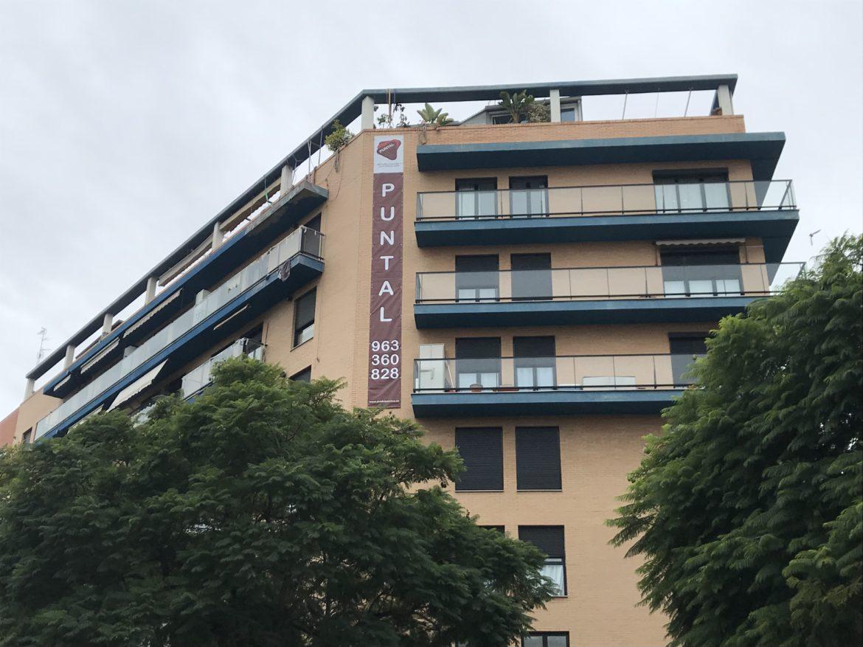 rehabilitación fachada edificio puntal tecnico 2