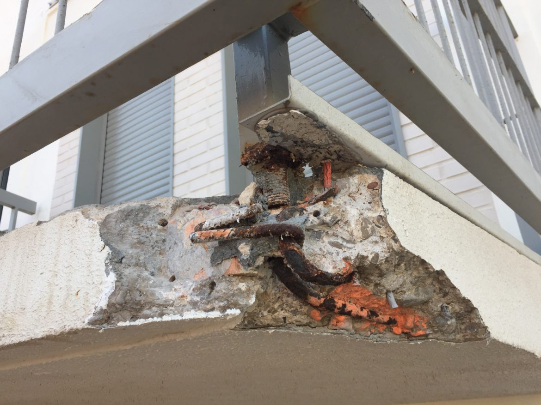 restauración terrazas por filtraciones valencia puntaltecncio