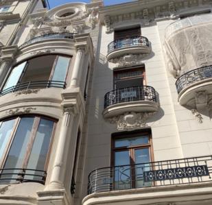 nuevos trabajos rehabilitación edificios puntal tecnico valencia