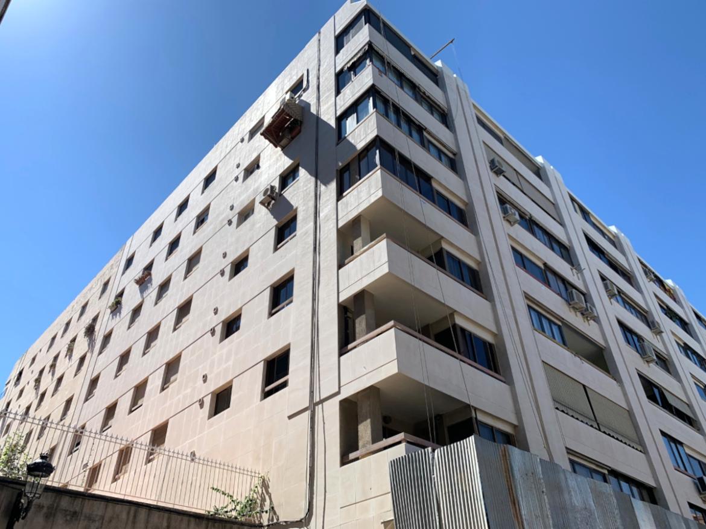 Rehabilitación fachada edificio Plaza Horticultor Corset 6_Despues Valencia
