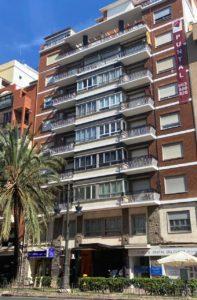 Restauracion edificio GV. Germanias 15 Valencia _Finalizado