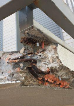 proyecto mantenimiento Restauración de balcones en la Residencia de Estudiantes La Concepcion Valencia 2