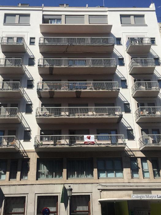 proyecto mantenimiento Restauración de balcones en la Residencia de Estudiantes La Concepcion Valencia 3