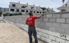 proyecto mantenimiento bungalows vicoman el perellonet valencia