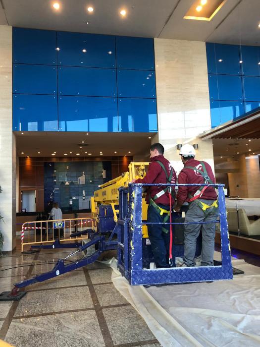 proyecto mantenimiento hotel melia valencia 3