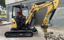 proyecto mantenimiento residencia damia bonet  valencia