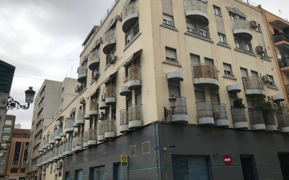 rehabilitacion de fachadas edificiocalle felipe salvador 11 valencia antes