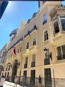 rehabilitacion edificio restauracion fachada presidencia generalitat valenciana 2