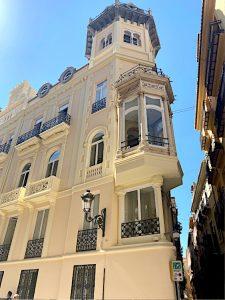 rehabilitacion edificio restauracion fachada presidencia generalitat valenciana 3
