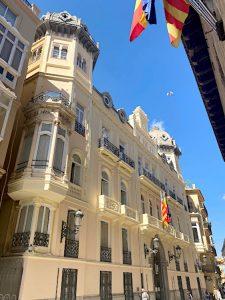 rehabilitacion edificio restauracion fachada presidencia generalitat valenciana 4