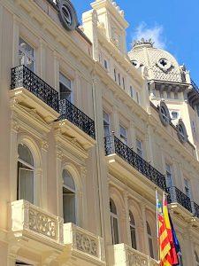 rehabilitacion edificio restauracion fachada presidencia generalitat valenciana 5