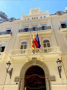 rehabilitacion edificio restauracion fachada presidencia generalitat valenciana 6