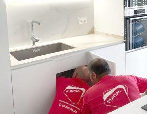 reforma vivienda cocina abierta al salon valencia