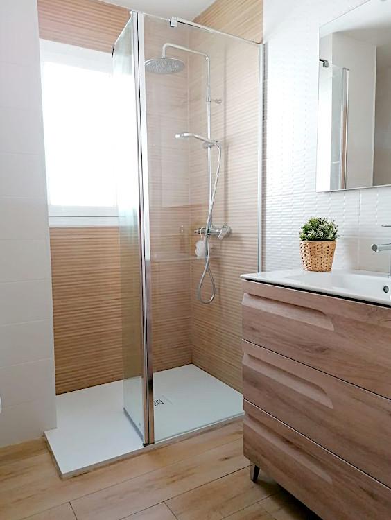 reforma integral cuarto de baño resulta puntal tecnico