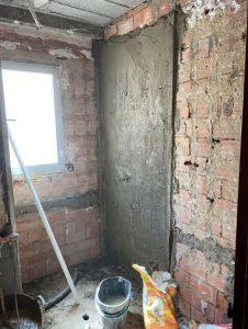 reforma integral cuarto de baño rediseno puntal tecnico